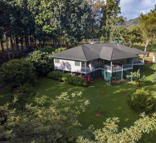 5383 Kapaka Rd, Princeville, HI 96722 (MLS #625376) :: Kauai Exclusive Realty