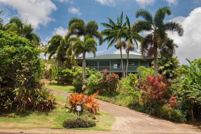 3900 Ahonui Pl, Princeville, HI 96722 (MLS #625834) :: Aloha Kona Realty, Inc.