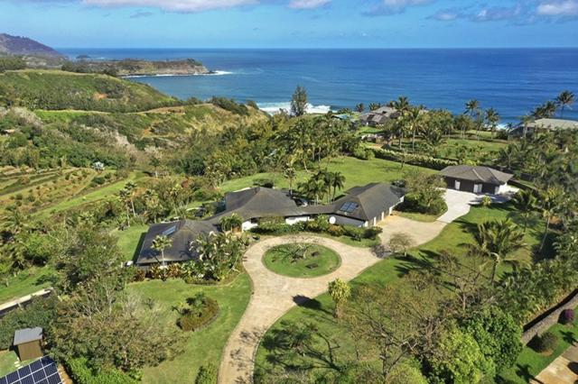 4170 North Waiakalua St, Kilauea, HI 96754 (MLS #625926) :: Elite Pacific Properties