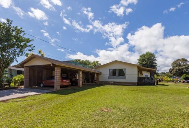 6393 Ahele Dr, Kapaa, HI 96746 (MLS #625994) :: Song Real Estate Team/Keller Williams Realty Kauai