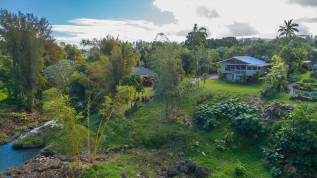 4440 Ho'okui Rd., Kilauea, HI 96754 (MLS #626010) :: Elite Pacific Properties
