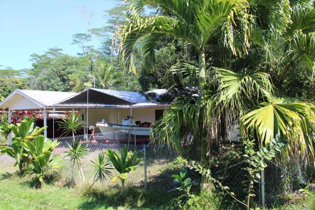 15-299 N Puni Makai Lp, Pahoa, HI 96778 (MLS #626556) :: Elite Pacific Properties