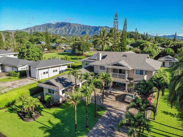 6894 Leimomi St, Kapaa, HI 96746 (MLS #628632) :: Elite Pacific Properties