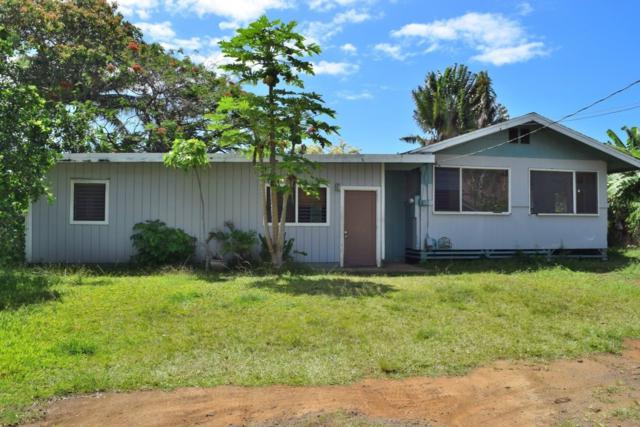 4174 Waipua St, Kilauea, HI 96754 (MLS #629145) :: Song Real Estate Team/Keller Williams Realty Kauai