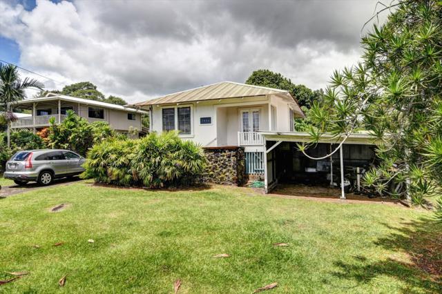 1884 Kilauea Ave, Hilo, HI 96720 (MLS #629260) :: Song Real Estate Team/Keller Williams Realty Kauai