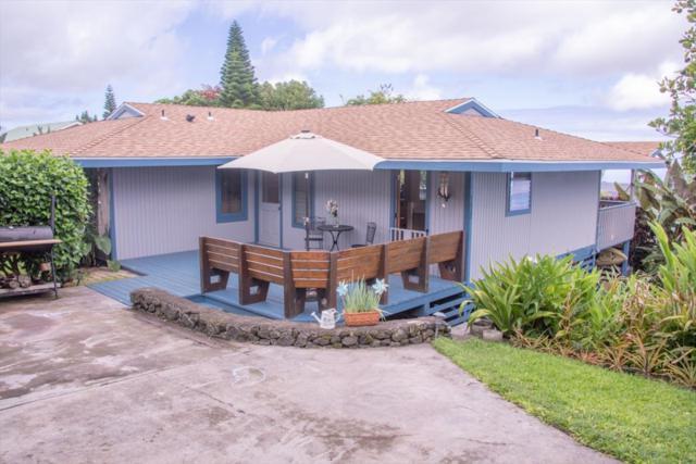 73-4217 Eluna St, Kailua-Kona, HI 96740 (MLS #630191) :: Elite Pacific Properties
