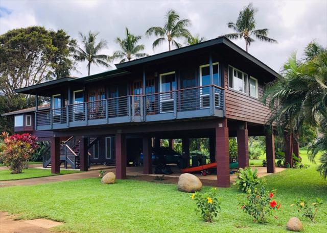 4-4240 Kuhio Hwy, Anahola, HI 96703 (MLS #630245) :: Kauai Exclusive Realty