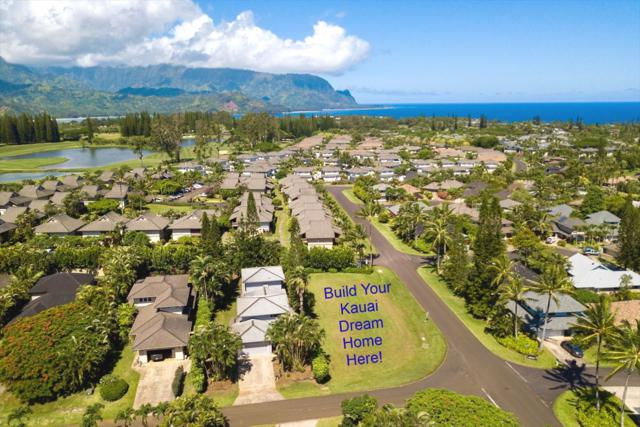 3806 Haulani Pl, Princeville, HI 96722 (MLS #631516) :: Kauai Real Estate Group
