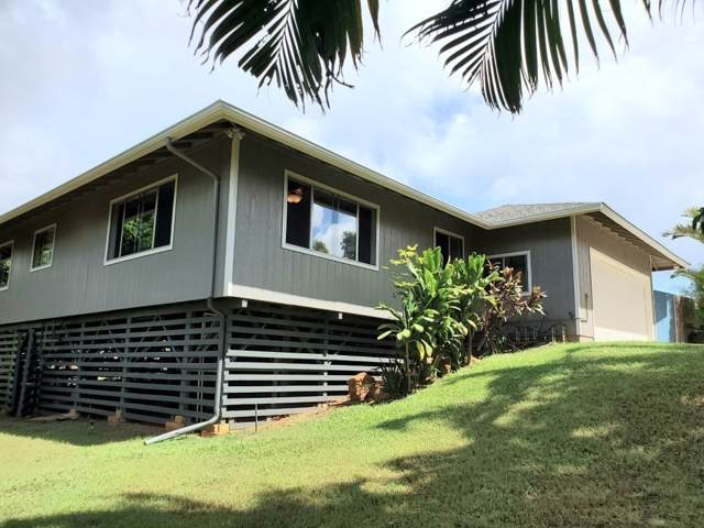 4833 Iiwi Rd, Kapaa, HI 96746 (MLS #632432) :: Song Real Estate Team | LUVA Real Estate