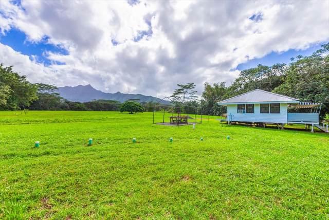 6240 Kahiliholo Rd, Kilauea, HI 96754 (MLS #635809) :: Steven Moody