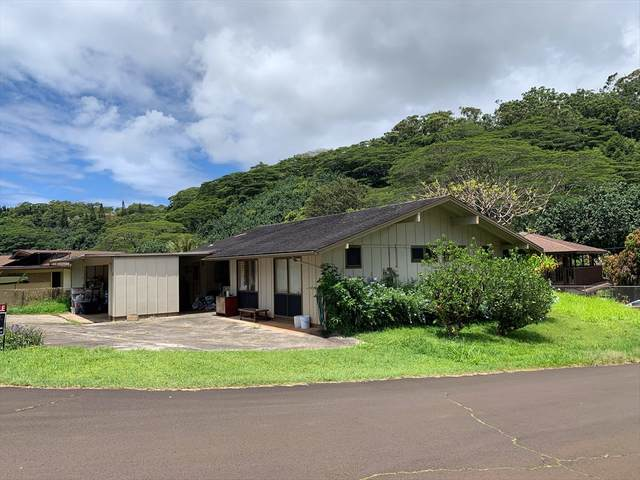 4597 Ehako St, Lawai, HI 96765 (MLS #636958) :: Elite Pacific Properties