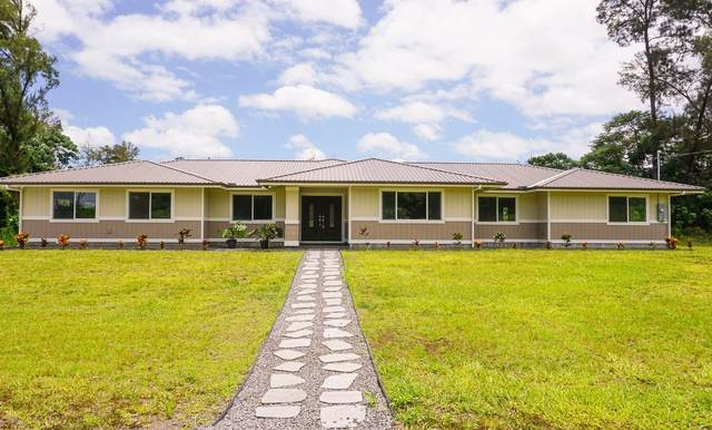 16-2205 Mamaka St, Keaau, HI 96749 (MLS #637142) :: Aloha Kona Realty, Inc.