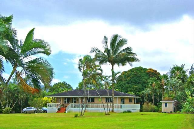 6273 Waipouli Rd, Kapaa, HI 96746 (MLS #638048) :: Corcoran Pacific Properties