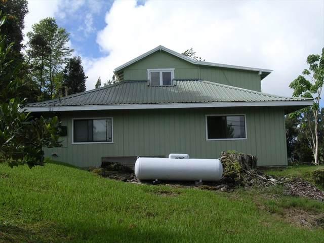 75-1118 Kamalani St, Holualoa, HI 96725 (MLS #638497) :: LUVA Real Estate