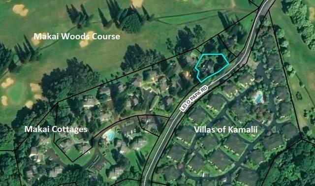 4154 Lei O Papa Rd, Princeville, HI 96722 (MLS #638857) :: Elite Pacific Properties
