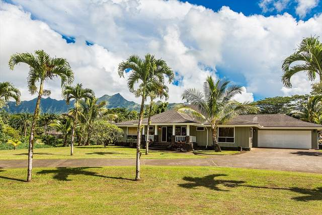 6127 Kahiliholo Rd, Hanalei, HI 96754 (MLS #639317) :: Corcoran Pacific Properties