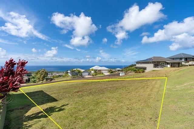 1166 Lani Nuu St, Kalaheo, HI 96741 (MLS #640208) :: Hawai'i Life