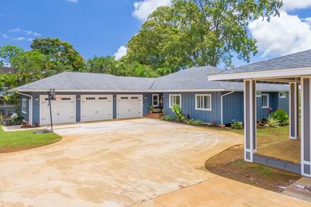 320 Aina Loli Place, Kapaa, HI 96746 (MLS #641764) :: Iokua Real Estate, Inc.