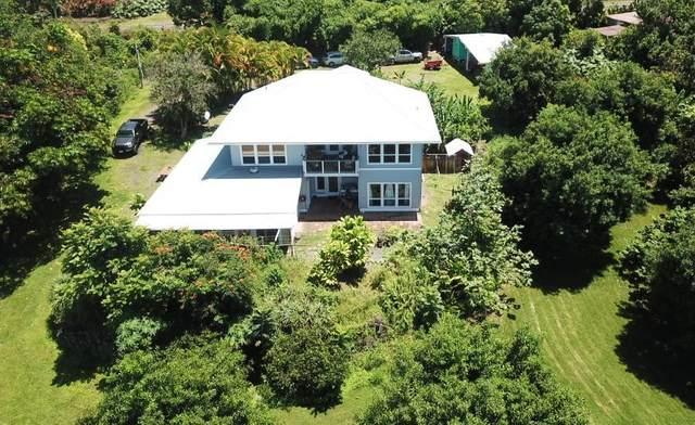 78-6440 Mamalahoa Hwy, Holualoa, HI 96725 (MLS #642231) :: Steven Moody