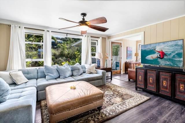 74-4982 Mamalahoa Hwy, Holualoa, HI 96740 (MLS #642300) :: LUVA Real Estate