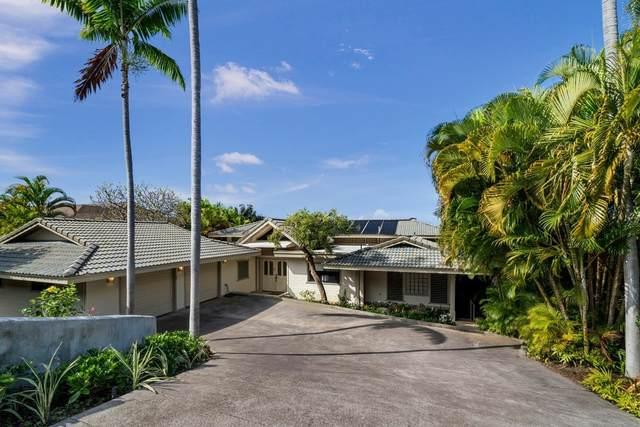 77-6436 Leilani St, Kailua-Kona, HI 96740 (MLS #642798) :: LUVA Real Estate