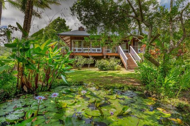 6242-A Kahiliholo Rd, Kilauea, HI 96722 (MLS #643716) :: LUVA Real Estate