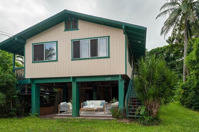 5-5495 Kuhio Hwy, Hanalei, HI 96722 (MLS #644227) :: Aloha Kona Realty, Inc.