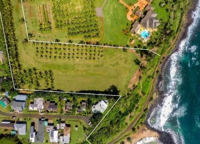 Address Not Published, Kealia, HI 96746 (MLS #644486) :: Aloha Kona Realty, Inc.