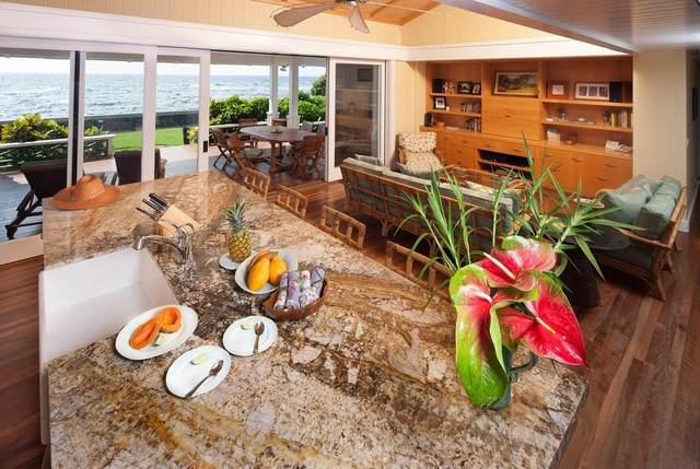 69-1890 Puako Beach Dr, Kamuela, HI 96743 (MLS #646924) :: Corcoran Pacific Properties