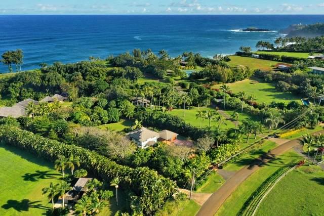 2874-A Kauapea Rd, Kilauea, HI 96754 (MLS #647041) :: Team Lally
