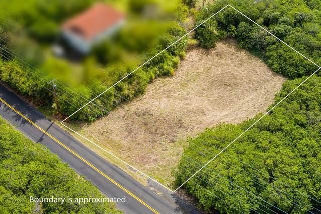 Kamaoa Rd, Naalehu, HI 96772 (MLS #647468) :: Corcoran Pacific Properties