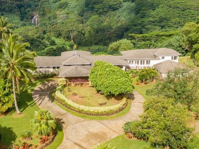 5000-A Kahiliholo Rd, Kilauea, HI 96754 (MLS #649956) :: Aloha Kona Realty, Inc.