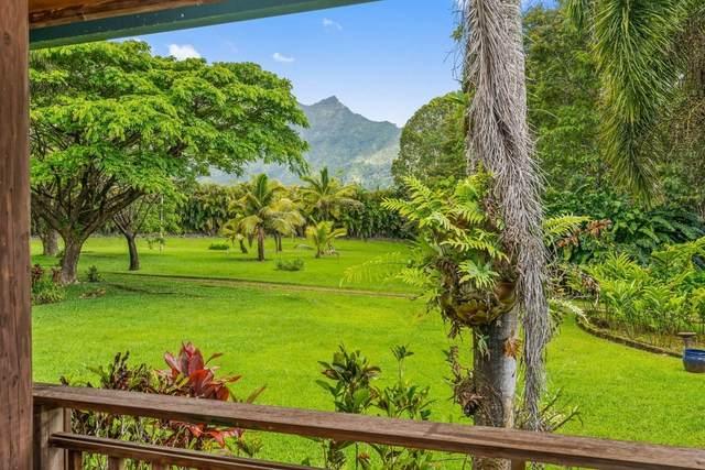 5940 Kahiliholo Rd, Kilauea, HI 96754 (MLS #650062) :: Iokua Real Estate, Inc.
