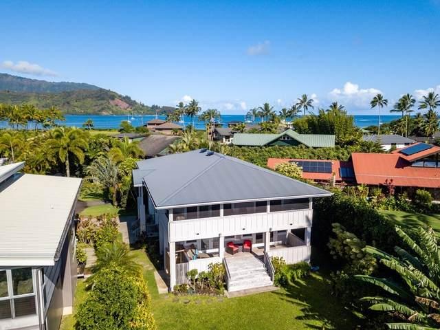 5071 Opelu St, Hanalei, HI 96714 (MLS #652862) :: Kauai Exclusive Realty