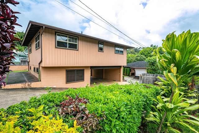 2912 Waa Rd, Lihue, HI 96766 (MLS #653608) :: LUVA Real Estate