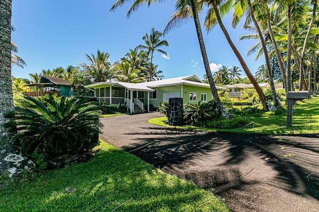 15-111 Kahakai Blvd, Pahoa, HI 96778 (MLS #653864) :: LUVA Real Estate