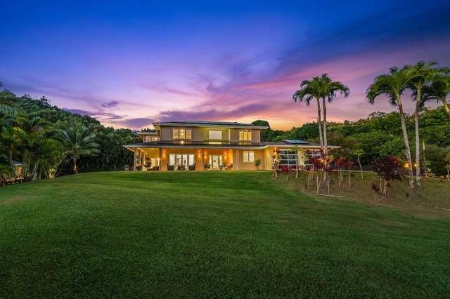 4600 Uha Rd, Lawai, HI 96765 (MLS #654398) :: Kauai Exclusive Realty