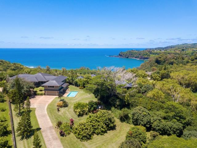 3292-D Kalihiwai Rd, Kilauea, HI 96754 (MLS #607132) :: Kauai Exclusive Realty