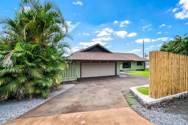 81-985 S Kahapili Lp, Kealakekua, HI 96750 (MLS #607161) :: Elite Pacific Properties