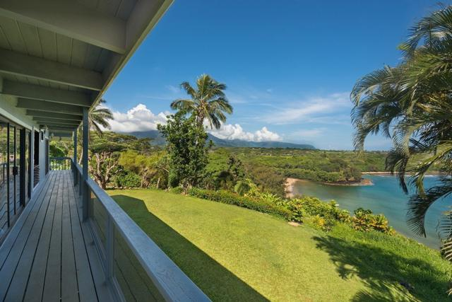 2991-B Kaohe Rd., Kilauea, HI 96754 (MLS #613983) :: Kauai Exclusive Realty