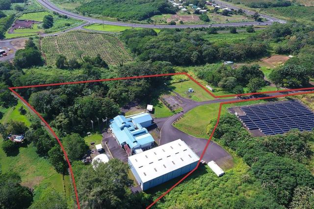 16-305 Volcano Rd, Keaau, HI 96749 (MLS #614375) :: Elite Pacific Properties