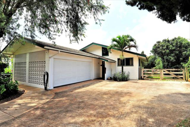 3922 Aka Rd, Koloa, HI 96756 (MLS #619923) :: Kauai Exclusive Realty