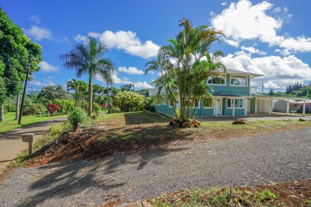 6991 Kawaihau Rd, Kapaa, HI 96746 (MLS #623686) :: Elite Pacific Properties
