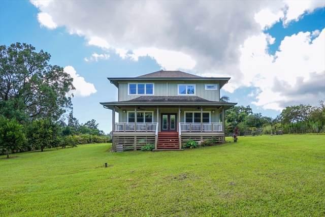 1444-D Kanepoonui Rd, Kapaa, HI 96746 (MLS #631796) :: Elite Pacific Properties