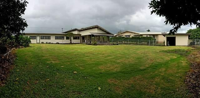 1945 Kilauea Ave, Hilo, HI 96720 (MLS #632860) :: Song Real Estate Team | LUVA Real Estate