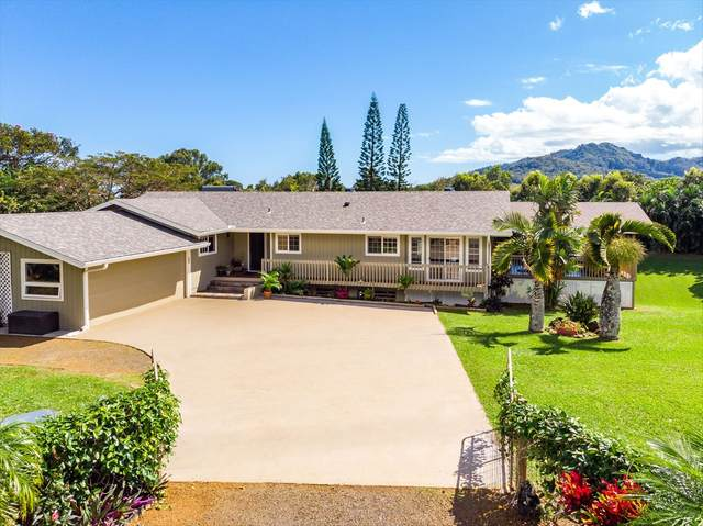 5965 Kini Pl, Kapaa, HI 96746 (MLS #636002) :: Kauai Exclusive Realty