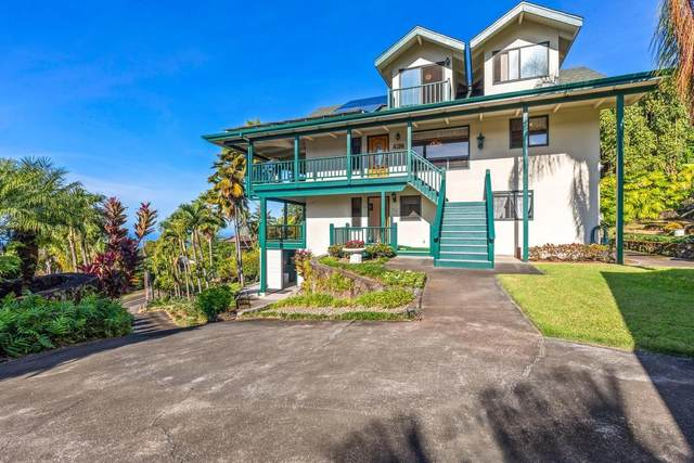 82-932 Coffee Dr, Captain Cook, HI 96704 (MLS #636247) :: Song Team | LUVA Real Estate