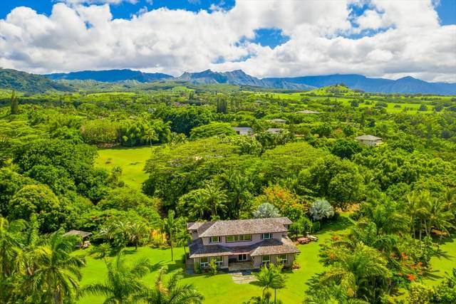 7473-E Koolau Rd, Kilauea, HI 96754 (MLS #637821) :: LUVA Real Estate