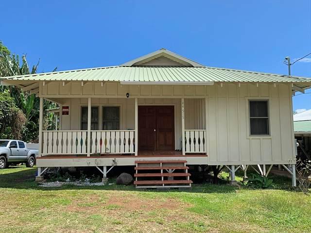 44-515 Hoomau St, Honokaa, HI 96727 (MLS #639127) :: Aloha Kona Realty, Inc.