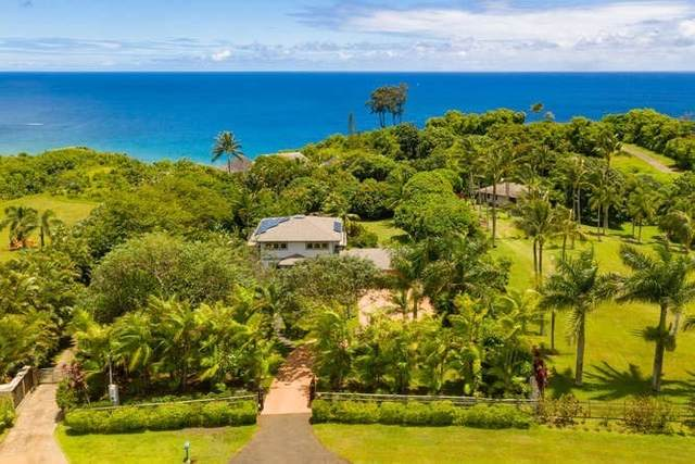 2874 Kauapea Rd, Kilauea, HI 96754 (MLS #639139) :: Elite Pacific Properties